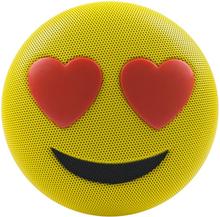 Jam Audio Jamoji Liebe Emoji Portable Wireless Bluetooth Speaker