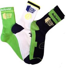 Bullpadel World Padel Tour 3 X Socks 44-46