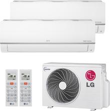LG R32 MultiSplit Duo SET Standard Plus 17.000 BTU/h 2x2,5 kW