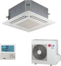 LG Klimaanlage Deckenkassette Standard 5,0 kW SET