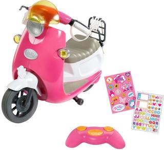 Baby født Scooter - Baby Born tilbehør 824771