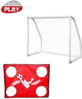 NORDIC PLAY Pro Goal inkl. Sharp Shooter