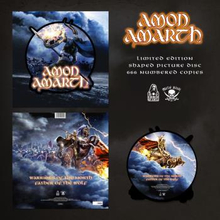 Amon Amarth: Warriors Of The North (Picturedisc)