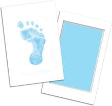 Pearhead Clean-Touch Hand och Fotavtryck (Blå)