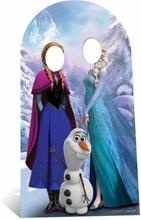 Disney Frozen Aufsteller aus Pappe
