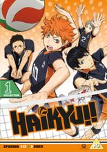 Haikyu!! Staffel 1 Sammlung 1 - Episoden 1-13