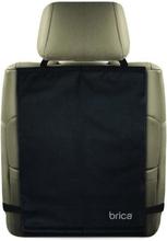 Munchkin Sparkmatta för framsäte Deluxe 2 st 45x58 cm svart