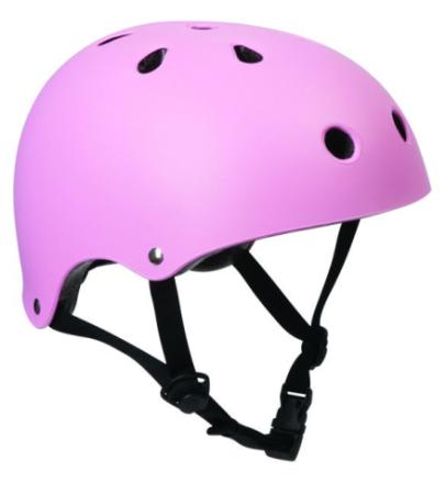 SFR Essentials - Mat hjelm pink