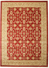 Ziegler Kaspin - Röd matta 250x350 Orientalisk Matta