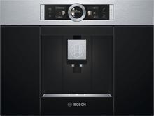 Bosch Ctl636es1 Innebygd Kaffemaskin - Rustfritt Stål