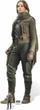 Star Wars: Rogue One Jyn Erso Cut Out (Felicity Jones)