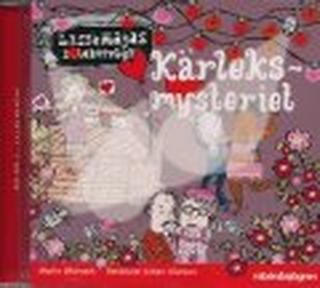 LasseMajas Detektivbyrå CD - Kärleksmysteriet (CD)