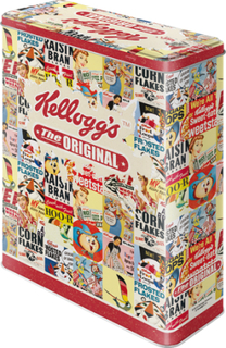 Flingburk kelloggs the original 4 liter