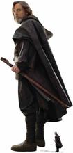 Star Wars: Die letzten Jedi lebensgroße Luke Skywalker-Pappfigur