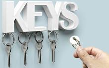 Qualy - Keys - Nøkkelholder