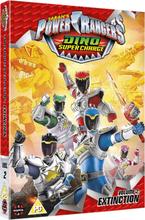 Power Rangers Dino Super Charge: Vol 2 - Extinction (Episodes 11-20)