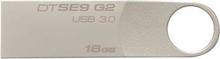 16GB USB-Minne DataTraveler G2 3.0 Kingston