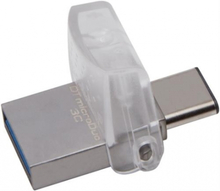 32GB USB-Minne DataTraveler MicroDuo 3.1 Kingston