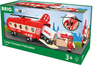 BRIO World - 33886 Transporthelikopter
