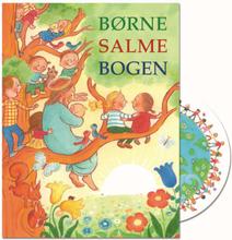 Børnesalmebogen - Inkl. CD - Indbundet