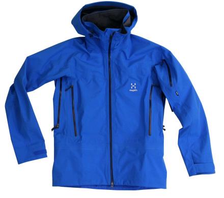 Crevasse Jacket Men Gale Blue M