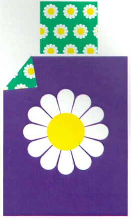 Økologisk Baby sengetøj - Freds World - 70x100 cm - Daisy lilla - Home-tex