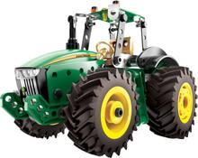 Meccano Modellsats traktor John Deere 8RT grön svart