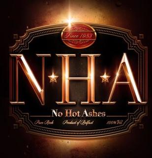 No Hot Ashes;No Hot Ashes 2018