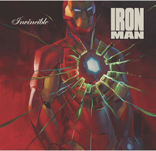 50 Cent - Get Rich or Die Tryin' (Marvel Hip-Hop-Coverversion - Invincible Iron Man) - Deluxe Edition 2xLP