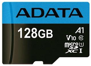 Adata Premier MicroSDXC UHS-I Hukommelseskort AUSDX128GUICL10A1-RA1 - 128GB