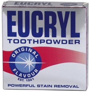 Eucryl Toothpowder Original 50 g