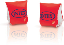 ARMRINGER INTEX ORANGE DELUXE 3-6 ÅR