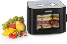 Tutti Frutti torkautomat 400W 35-80°C 8 liter