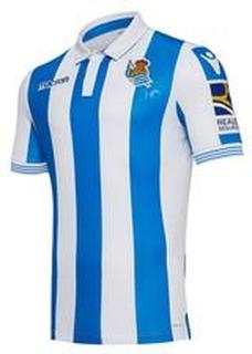 Real Sociedad Hjemmedrakt 2018/19