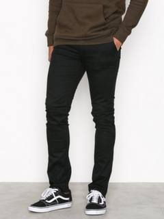 New Look New Skinny Chino Jeans Black