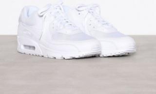 Nike Sportswear Nike Air Max 90 Essential Sneakers & tøysko White
