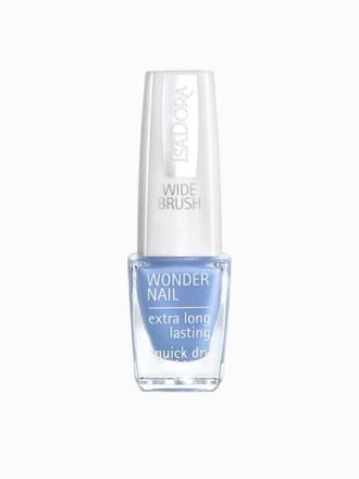 Isadora Wonder Nail Scuba Blue