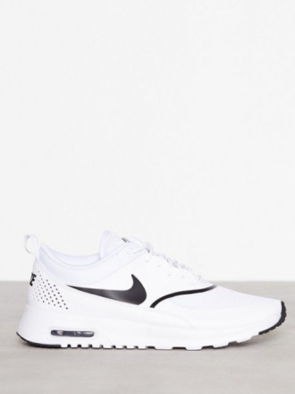 Low Top - Hvit/Svart Nike Air Max Thea