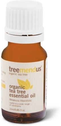 Treemendus Organic Tea Tree Oil 10 ml