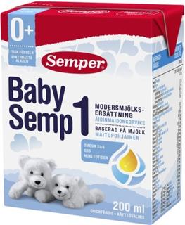Semper BabySemp 1 drickfärdig 200 ml