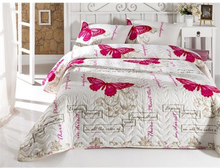 Eponj Home Dream Quilting Bed Cover Set Double Personality Cocona A. Cream