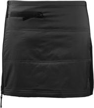 Skhoop Karin Mini Skirt Dam Kjol Svart XL