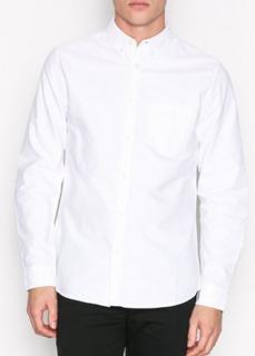 New Look Ls New Oxford Skjortor White