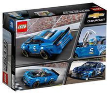 75891 Speed Champions Chevrolet Camaro ZL1 racerbil