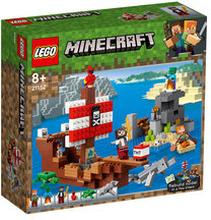 21152 Minecraft Piratskeppsäventyr
