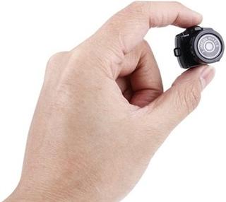 Ultralille videokamera