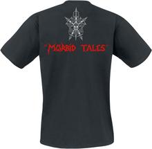 Celtic Frost - Morbid Tales -T-skjorte - svart