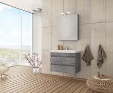 Möbelpaket Luxus 70 granit