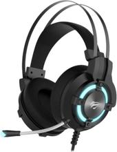Havit Stereo Gaming Headset - Svart