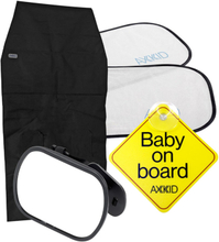 Swedish Safety Kit Tillbehörspaket